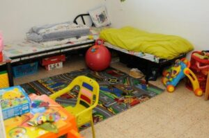 kid bed room in Segel Zutar